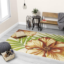 Load image into Gallery viewer, Domain Large Flowers Rugs