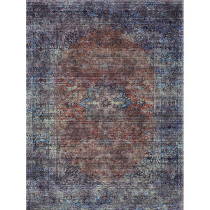 Morello Distressed Traditional Rug