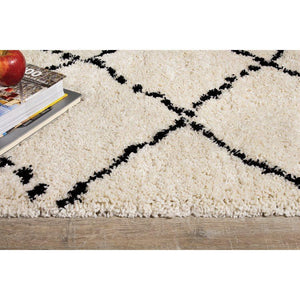 Maroq Diamonds Soft Touch Rug