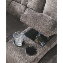 Load image into Gallery viewer, Acieona REC Sofa w/Drop Down Table & DBL Rec Loveseat w/Console