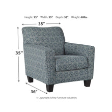 Load image into Gallery viewer, Brinsmade Accent Chair