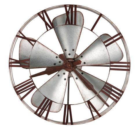 Mill Shop Gallery Wall Clock