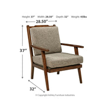 Load image into Gallery viewer, Dahra Accent Chair