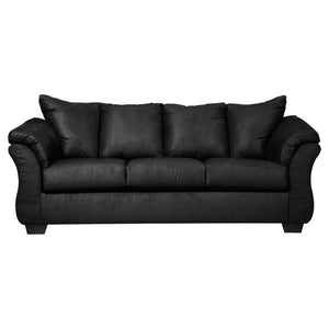 Darcy Sofa Bed - Black