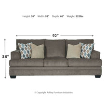 Load image into Gallery viewer, Dorsten Sofa Bed