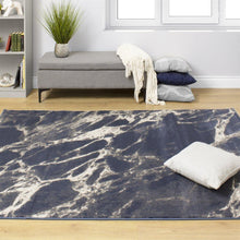 Load image into Gallery viewer, Infinity Marble Rug