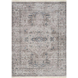 Promenade Faded Traditional Rug