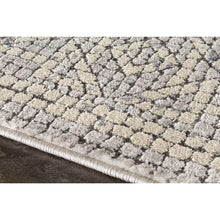 Load image into Gallery viewer, Darcey Distressed Border Rug