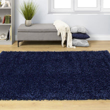 Load image into Gallery viewer, Plateau Bright Soft Shag Rug