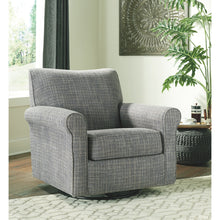 Load image into Gallery viewer, Renley swivel glider accent chair