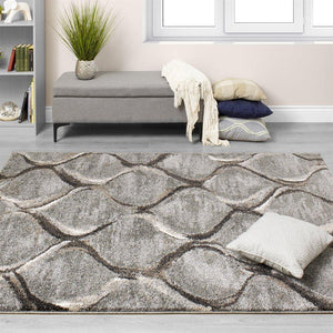 Breeze Blended Ogee Rug