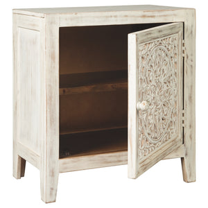 Fossil Ridge 1 Door Accent Cabinet