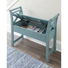 Load image into Gallery viewer, Heron Ridge Accent Bench