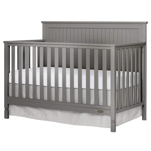 Ariana 4-in-1 Crib - Grey