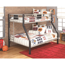Load image into Gallery viewer, Dinsmore Twin/Full Bunk Bed w/Ladder