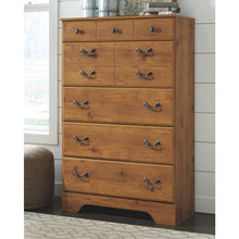 Load image into Gallery viewer, Bittersweet Five Drawer Chest