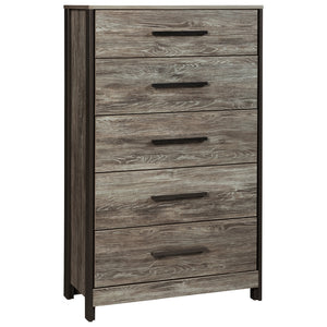 Cazenfeld Five Drawer Chest