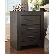 Load image into Gallery viewer, Brinxton Two Drawer Night Stand