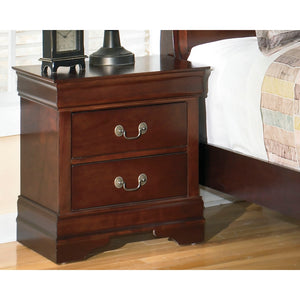 Alisdair Two Drawer Night Stand