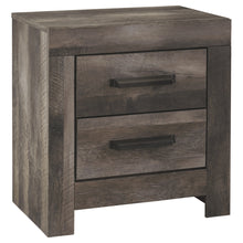 Load image into Gallery viewer, Wynnlow Two Drawer Night Stand