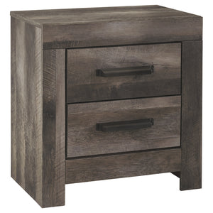 Wynnlow Two Drawer Night Stand