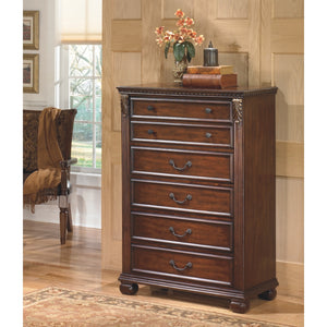 Leahlyn Five Drawer Chest
