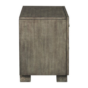 Arnett Two Drawer Night Stand