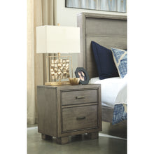 Load image into Gallery viewer, Arnett Two Drawer Night Stand