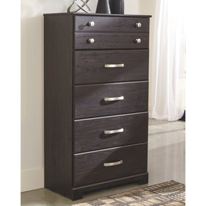 Reylow Five Drawer Chest