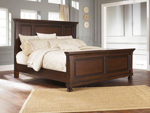 Porter Panel Bed