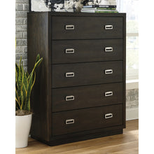 Load image into Gallery viewer, Hyndell Five Drawer Chest