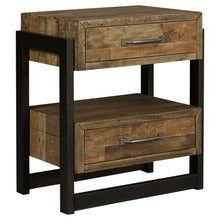 Load image into Gallery viewer, Sommerford Two Drawer Night Stand