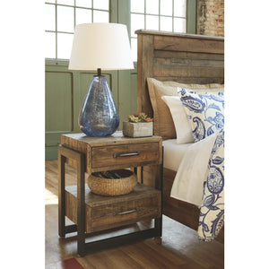 Sommerford Two Drawer Night Stand