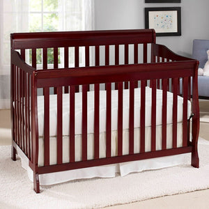 Shara 4-in-1 Crib - Java