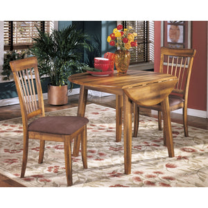 Berringer Round DRM Drop Leaf Table