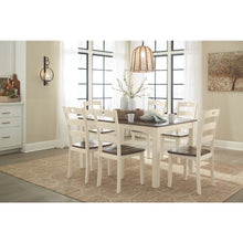 Load image into Gallery viewer, Woodanville Dining Room Table Set (7/CN)