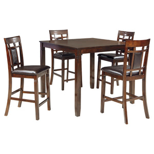 Bennox DRM Counter Table and Stools Set (5/CN)