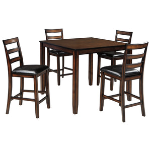 Coviar DRM Counter Table and Stool Set (5/CN)