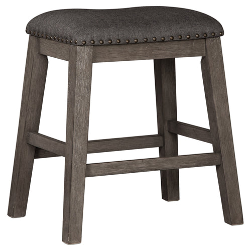 Caitbrook Upholstered Stool