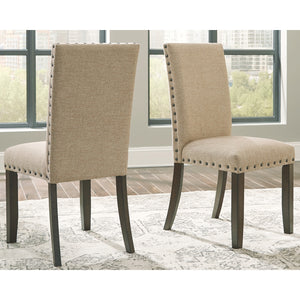 Rokane Dining UPH Side Chair
