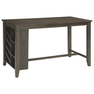 Rokane RECT Counter Table w/Storage