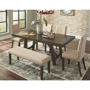 Rokane RECT Dining Room EXT Table
