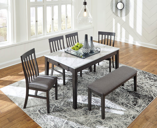 Luvoni Dining room set