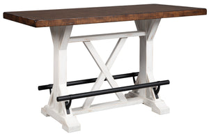 Valebeck RECT Dining Room Counter Table