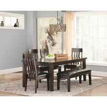 Load image into Gallery viewer, Haddigan RECT Dining Room EXT Table