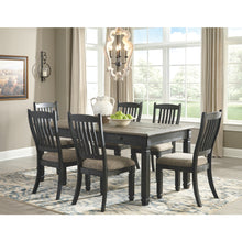 Load image into Gallery viewer, Tyler Creek Rectangular Dining Room Table