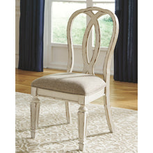 Load image into Gallery viewer, Realyn Dining UPH Side Chair