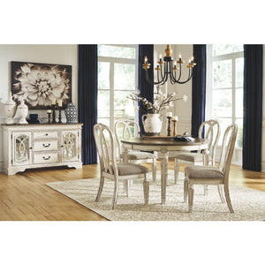 Realyn Dining UPH Side Chair