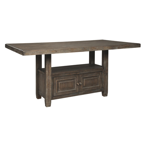 Wyndahl RECT Counter Table w/Storage