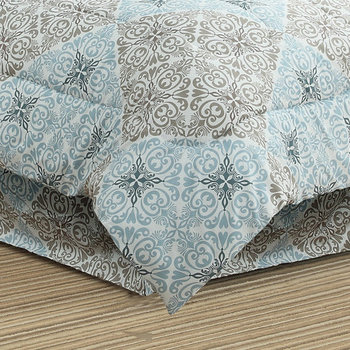 Seville Bed In A Bag Comforter Set